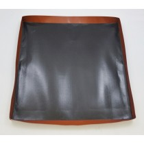 """Basket, Cooking, PTFE, Solid, 13.4"""" x 13.4"""" x 1"""""""